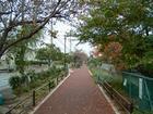 尾張広域緑道、庄内川から鳥居松沈殿池まで