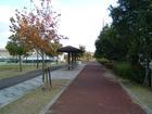 尾張広域緑道、フレッシュパークから木曽川畔まで